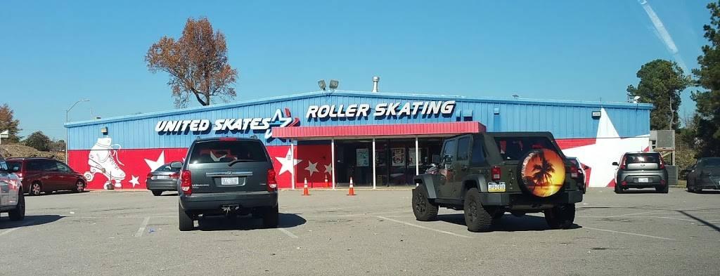 United Skates of America, Inc. | cafe | 2901 Trawick Rd, Raleigh, NC 27604, USA | 9197903808 OR +1 919-790-3808