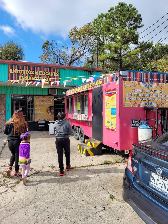 "Antojitos mexicanos ""El santuario""   restaurant   8529 C E King Pkwy suite C, Houston, TX 77044, USA   7135725221 OR +1 713-572-5221"