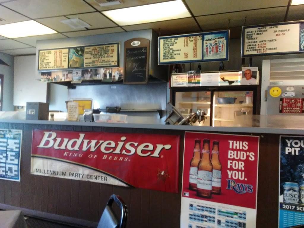 Colonial Corner Hoagie Shop   meal takeaway   7201 49th St N, Pinellas Park, FL 33781, USA   7275414300 OR +1 727-541-4300