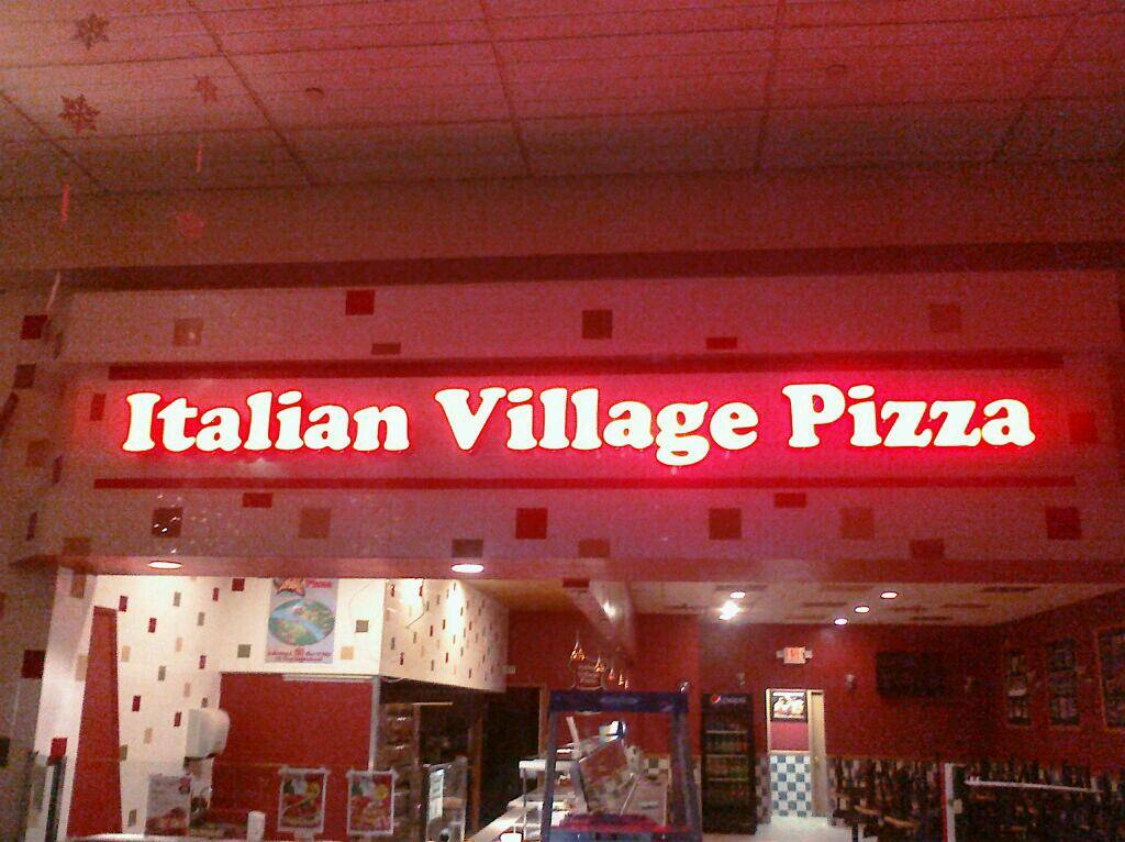 Italian Village Pizza | restaurant | 101 Clearview Cir #760, Butler, PA 16001, USA | 7242840003 OR +1 724-284-0003