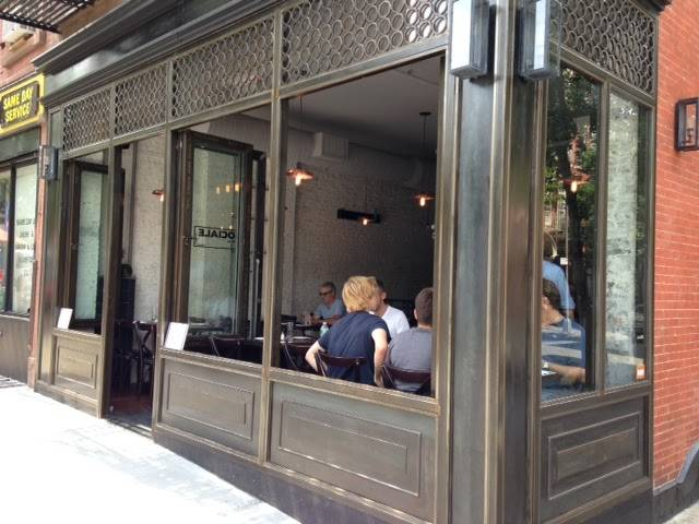 Sociale | restaurant | 72 Henry St, Brooklyn, NY 11201, USA | 7185763588 OR +1 718-576-3588