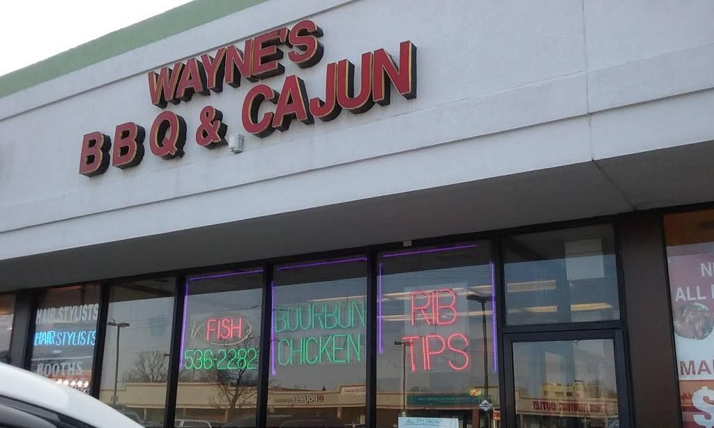 Waynes BBQ & Cajun   restaurant   5401 S Wentworth Ave, Chicago, IL 60609, USA   7735362282 OR +1 773-536-2282