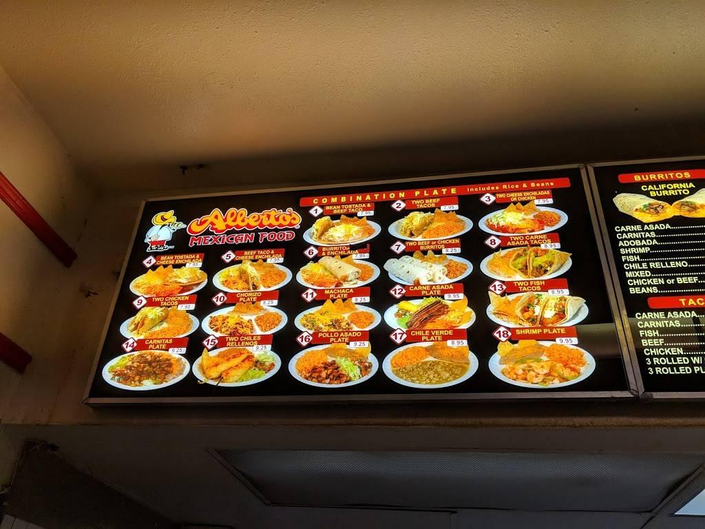 Albertos Mexican Food | restaurant | 1940, 14212 Imperial Hwy, La Mirada, CA 90638, USA | 5629412851 OR +1 562-941-2851