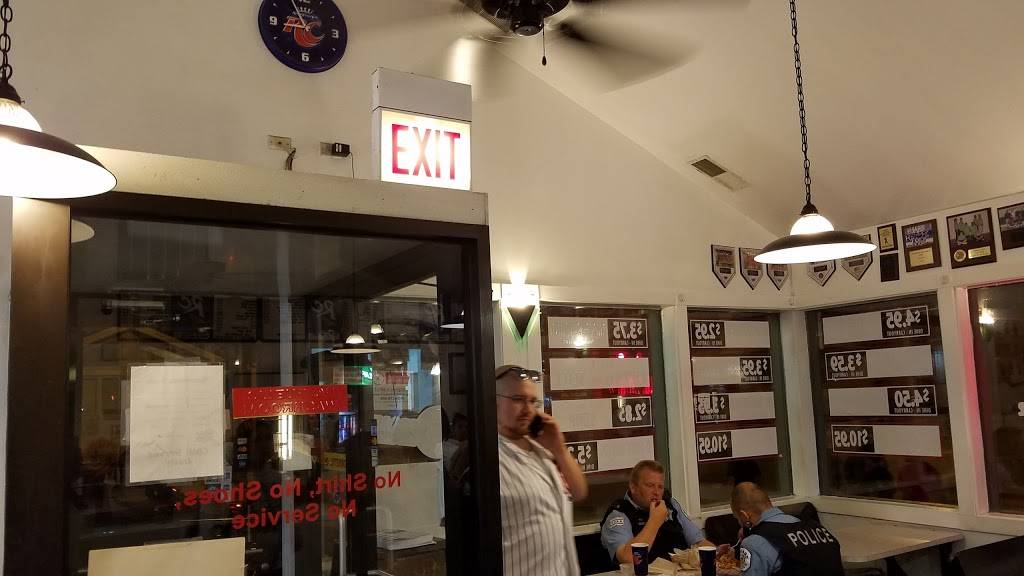 Pizza Nova Express | restaurant | 2717, 558 W 43rd St, Chicago, IL 60609, USA | 7735485100 OR +1 773-548-5100