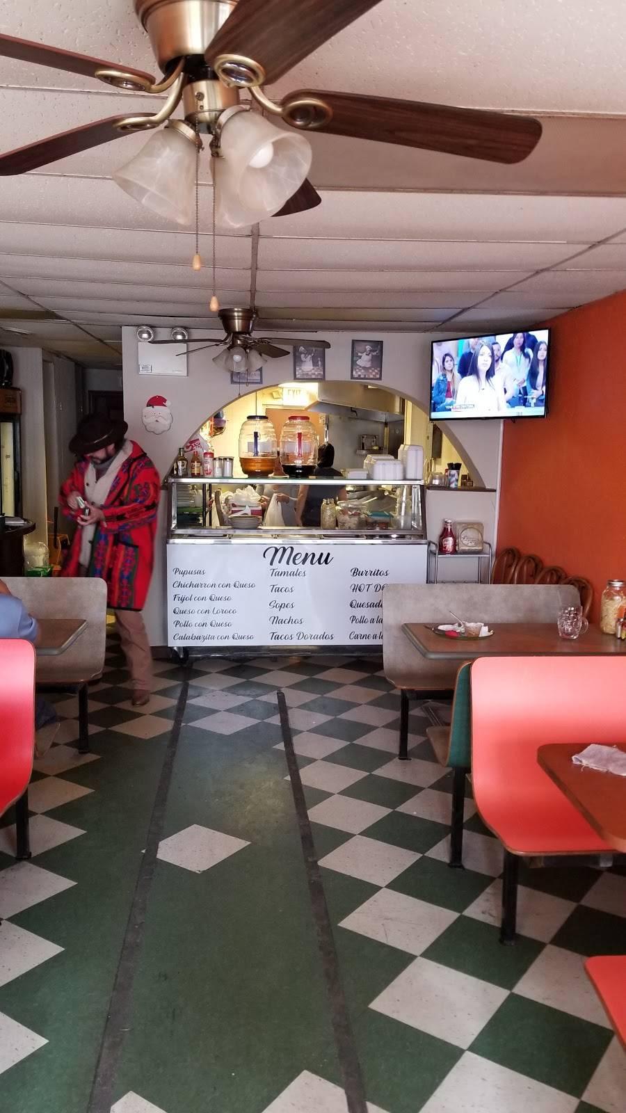 Restaurante Pupuseria Salvadorena | restaurant | 125 E Commerce St, Bridgeton, NJ 08302, USA | 8562214855 OR +1 856-221-4855