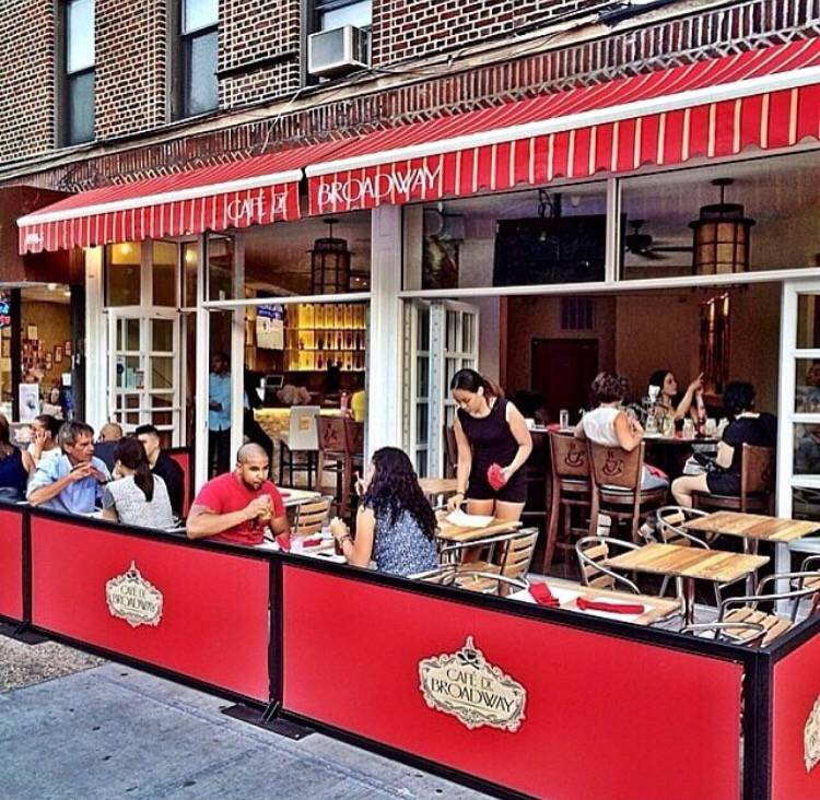 Cafe De Broadway | cafe | 4996 Broadway, New York, NY 10034, USA
