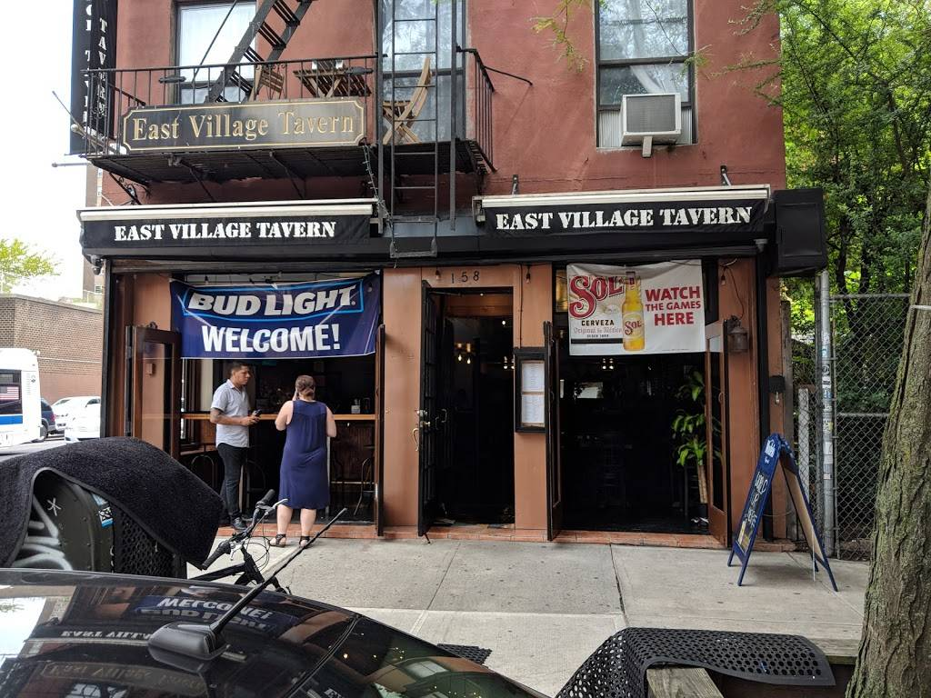 East Village Tavern | restaurant | 158 Avenue C, New York, NY 10009, USA | 6465907929 OR +1 646-590-7929