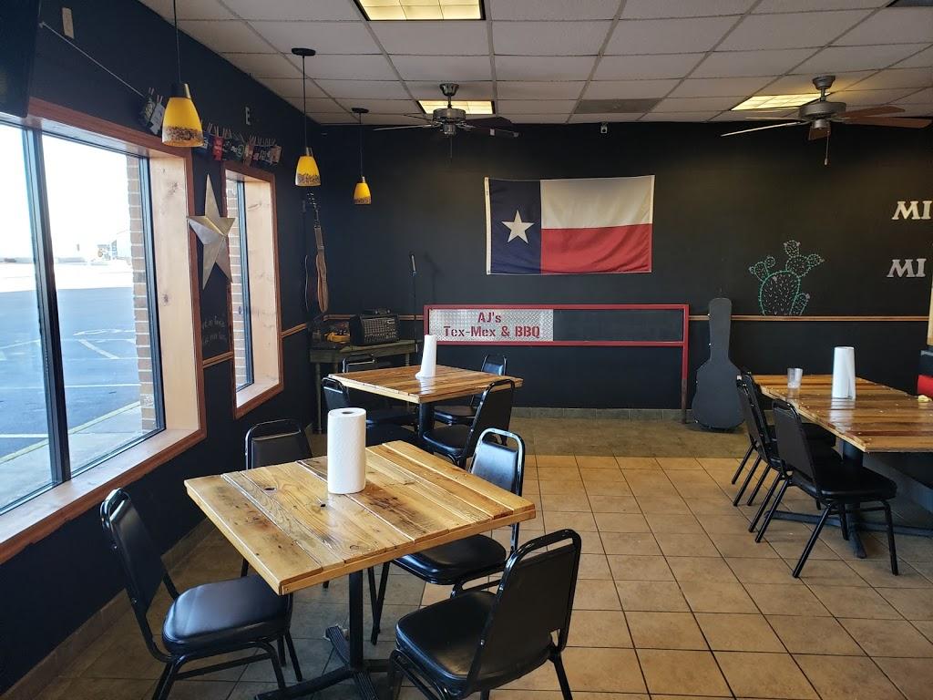 AJ's Tex-Mex & BBQ | restaurant | 451 N Main St, Elsberry, MO 63343, USA | 5733125002 OR +1 573-312-5002