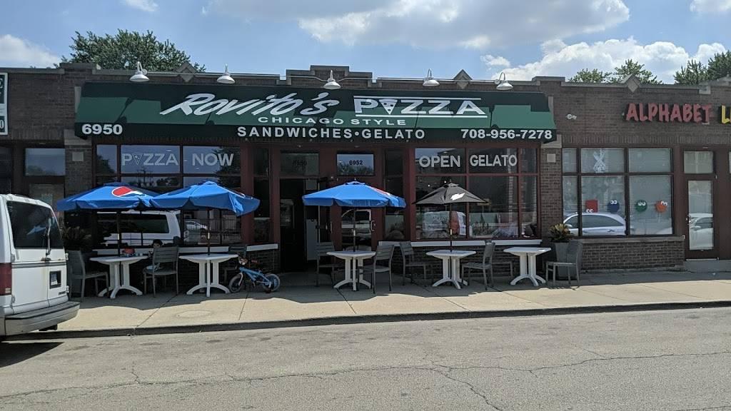Rovitos Pizza | restaurant | 6950 Windsor Ave, Berwyn, IL 60402, USA | 7089567278 OR +1 708-956-7278