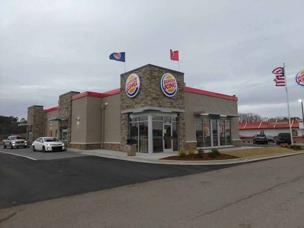Burger King | restaurant | 43137 US-72, Stevenson, AL 35772, USA | 2566632056 OR +1 256-663-2056