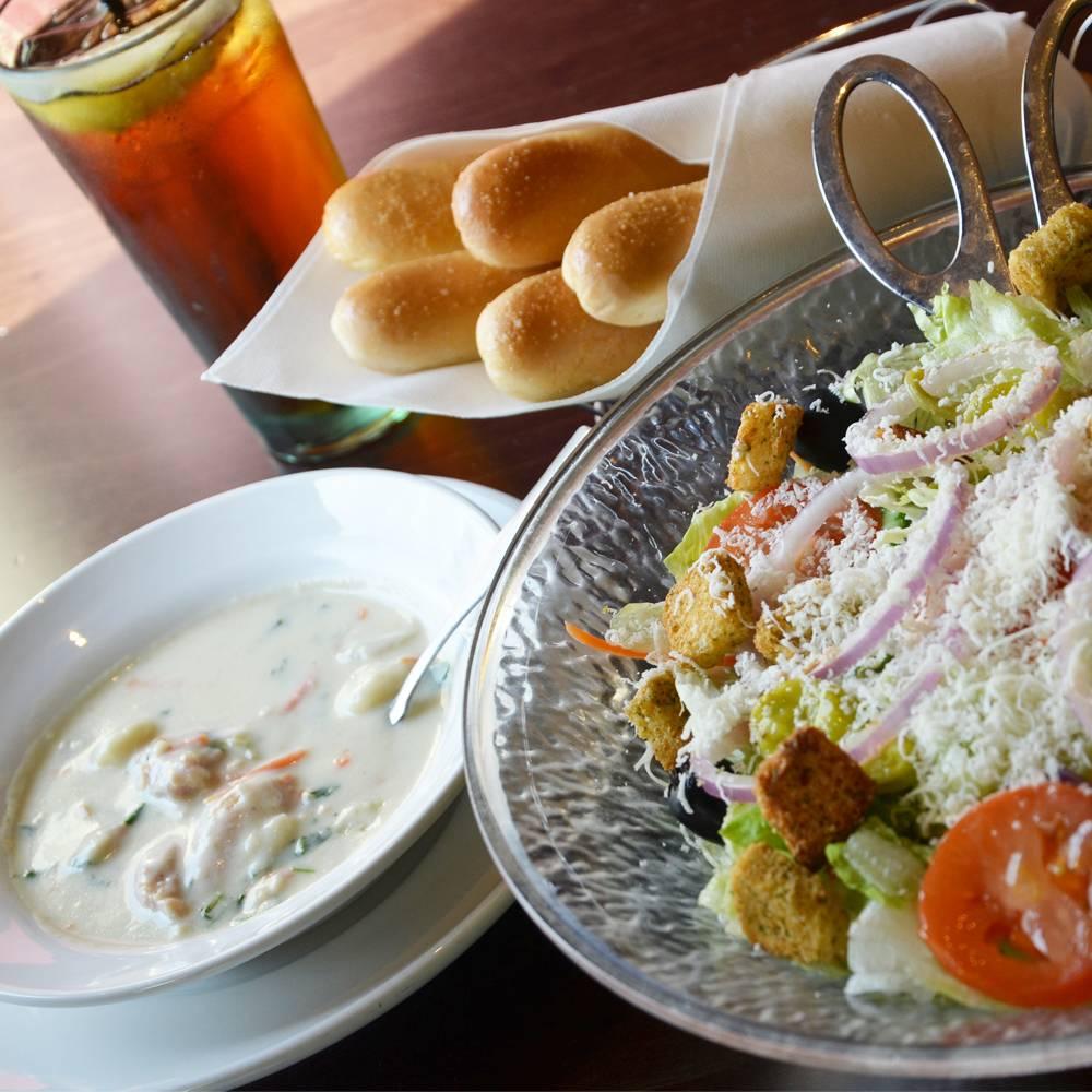 Olive Garden Italian Restaurant   meal takeaway   1279 New Churchmans Rd, Newark, DE 19713, USA   3027315430 OR +1 302-731-5430