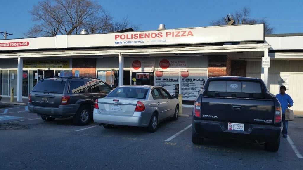 POLISENOS PIZZERIA - Restaurant | 439 S New St, Dover, DE