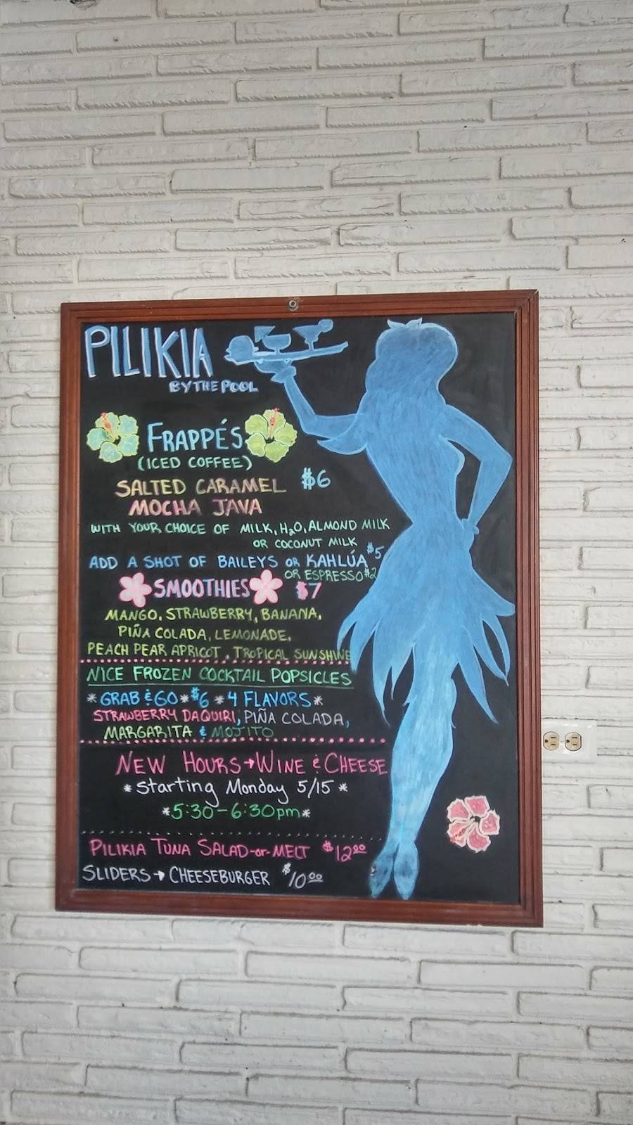 Pilikia By the Pool   restaurant   1751 Collins Ave, Miami Beach, FL 33139, USA   3053581411 OR +1 305-358-1411