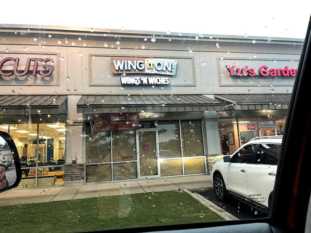Wing It On   restaurant   7268 Gadsden Hwy, Trussville, AL 35173, USA