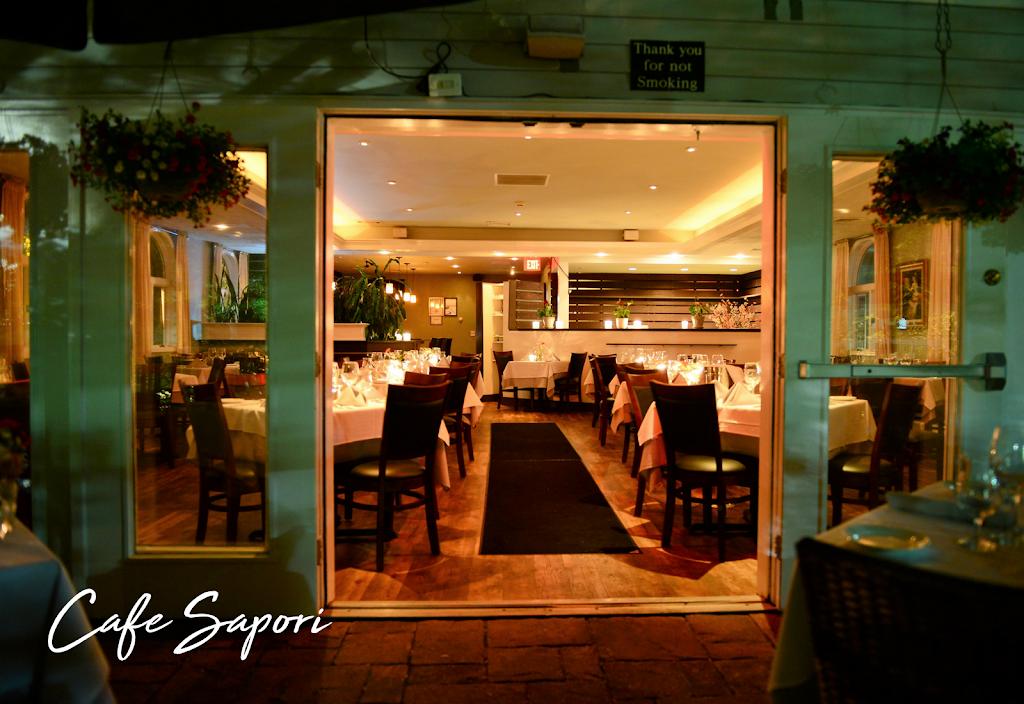Cafe Sapori   restaurant   12 Lackawanna Ave, Gladstone, NJ 07934, USA   9083758730 OR +1 908-375-8730