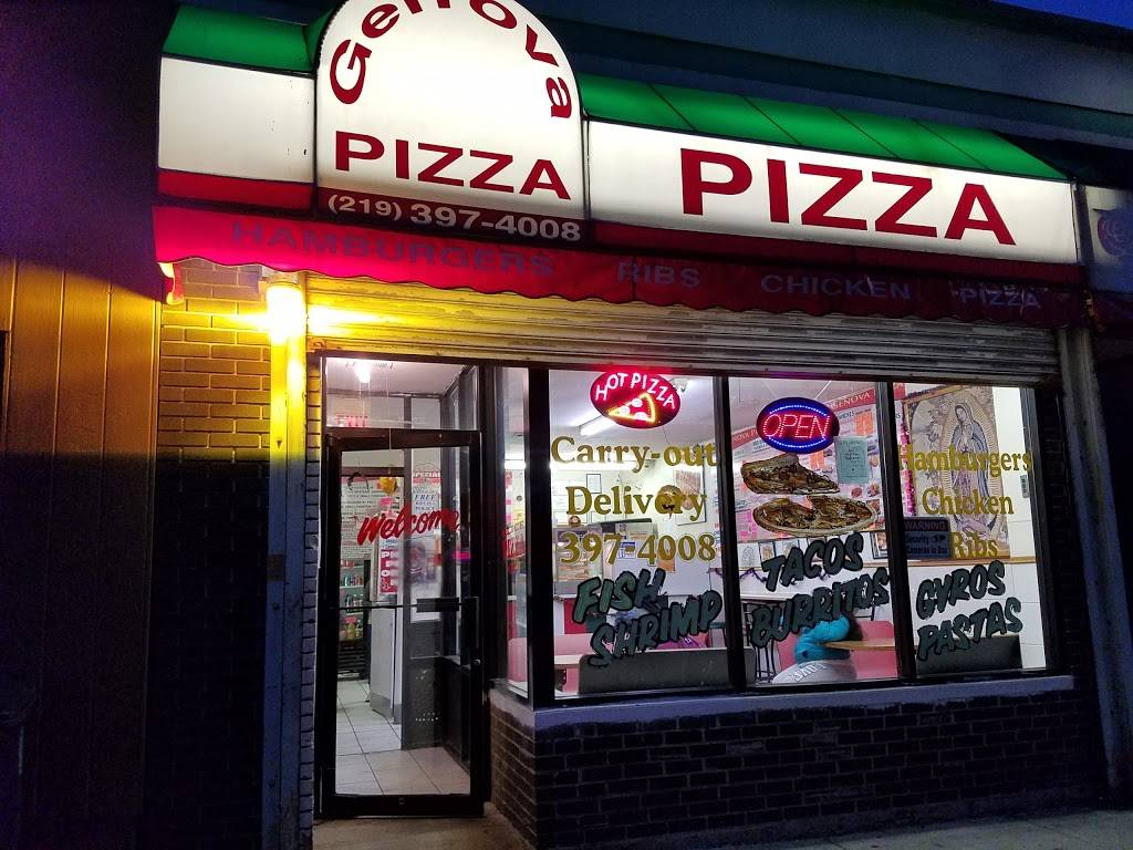 Genova Pizza - Photos of menu | meal delivery | 3820 Main St, East Chicago, IN 46312, USA | 2193974008 OR +1 219-397-4008