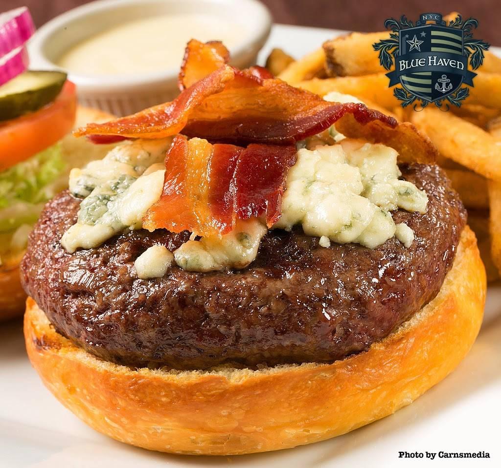 Blue Haven | restaurant | 108 W Houston St, New York, NY 10012, USA | 2125053400 OR +1 212-505-3400