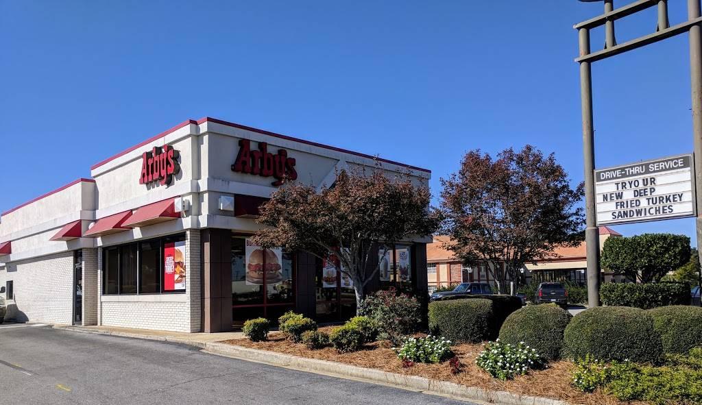 Arbys   restaurant   2034 W Lucas St, Florence, SC 29501, USA   8436792875 OR +1 843-679-2875