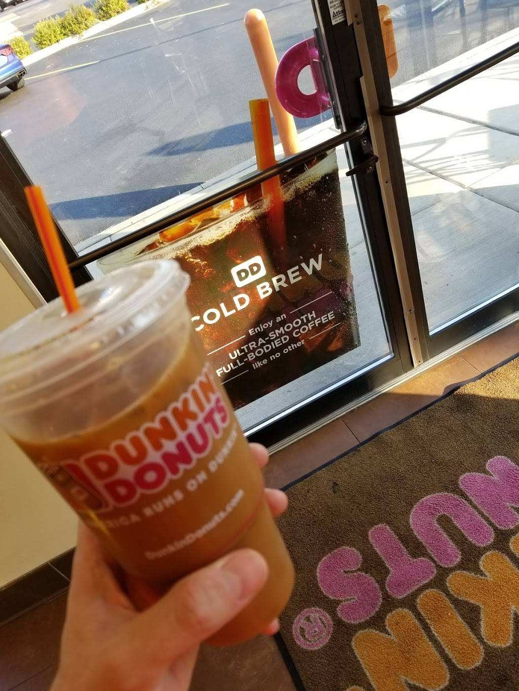 Dunkin Donuts   cafe   1818 W Northwest Hwy, Arlington Heights, IL 60004, USA   8472579974 OR +1 847-257-9974