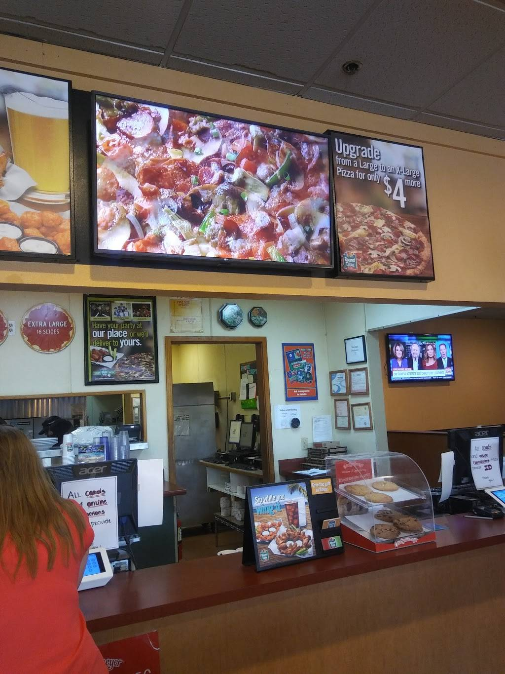 Round Table Elk Grove Ca.Round Table Pizza Meal Delivery 5110 Laguna Blvd Elk Grove Ca