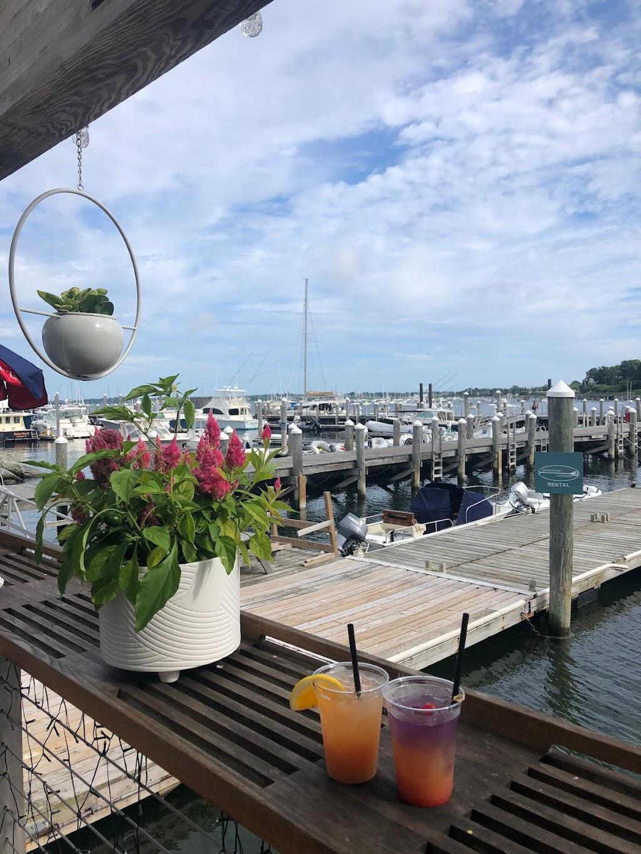 Jamestown Marina Cafe and Bar | restaurant | 3 E Ferry Wharf, Jamestown, RI 02835, USA | 4015604146 OR +1 401-560-4146