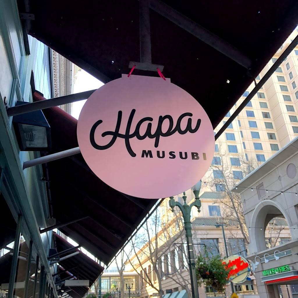 Hapa Musubi | restaurant | 1558 Gladding Ct, Milpitas, CA 95035, USA | 4087758158 OR +1 408-775-8158
