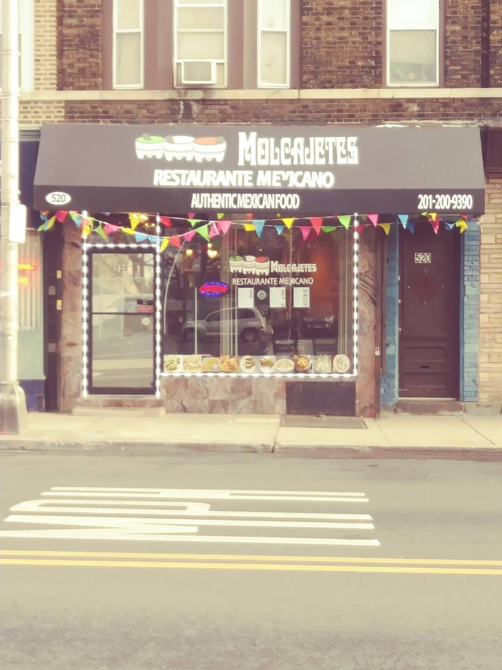 Molcajetes Mexican Restaurant | restaurant | 520 West Side Ave, Jersey City, NJ 07304, USA | 2012009390 OR +1 201-200-9390