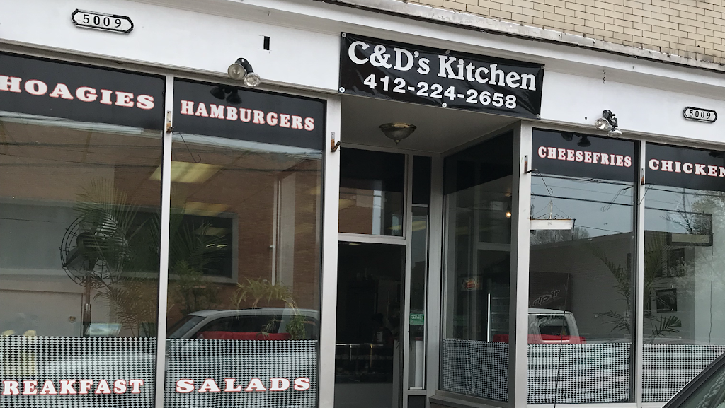 C&D's Kitchen | restaurant | 5009 Second Avenue, Pittsburgh, PA 15207, USA | 4122242658 OR +1 412-224-2658