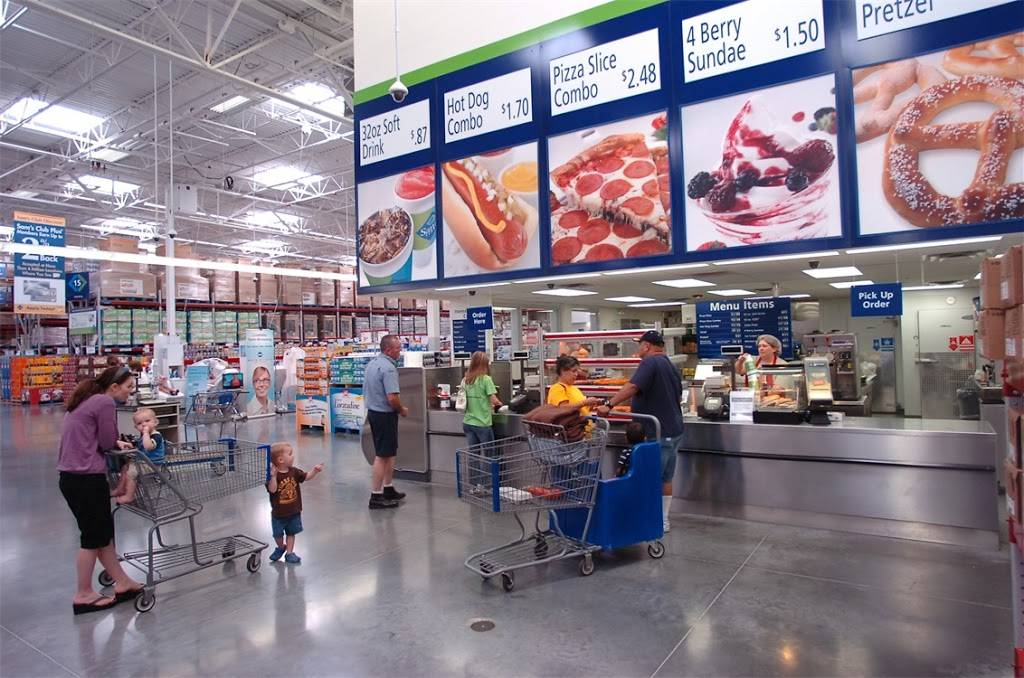 Sams Club Cafe | cafe | 4790 Portage St NW, Canton, OH 44720, USA | 3304975295 OR +1 330-497-5295