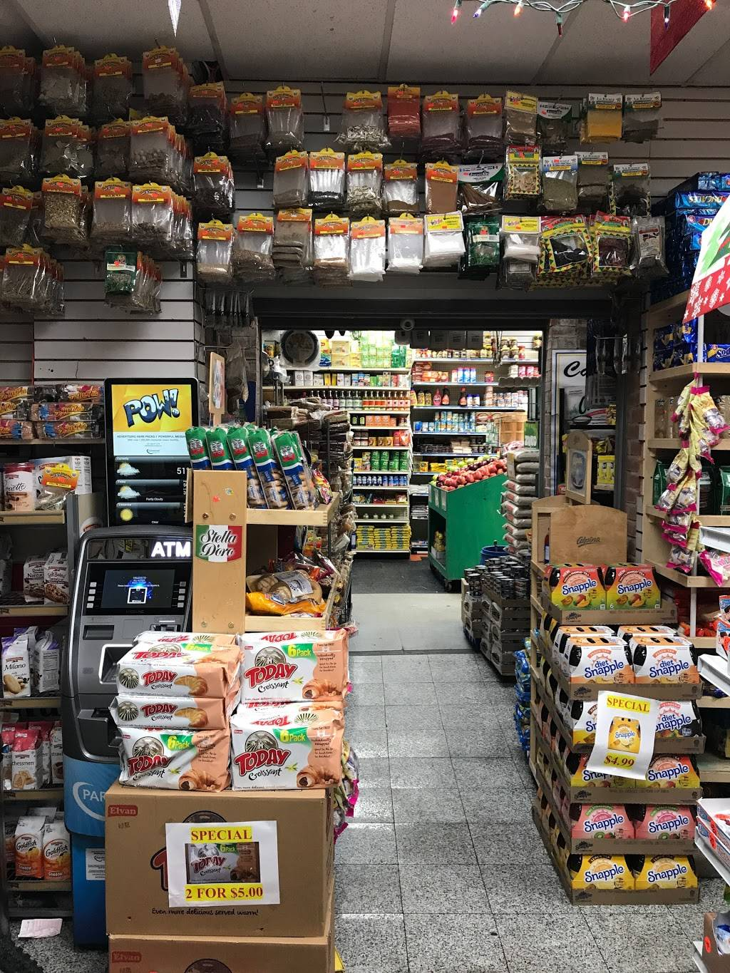 All Nations Food Market | restaurant | 20-02 College Point Blvd, Flushing, NY 11356, USA | 7187625626 OR +1 718-762-5626