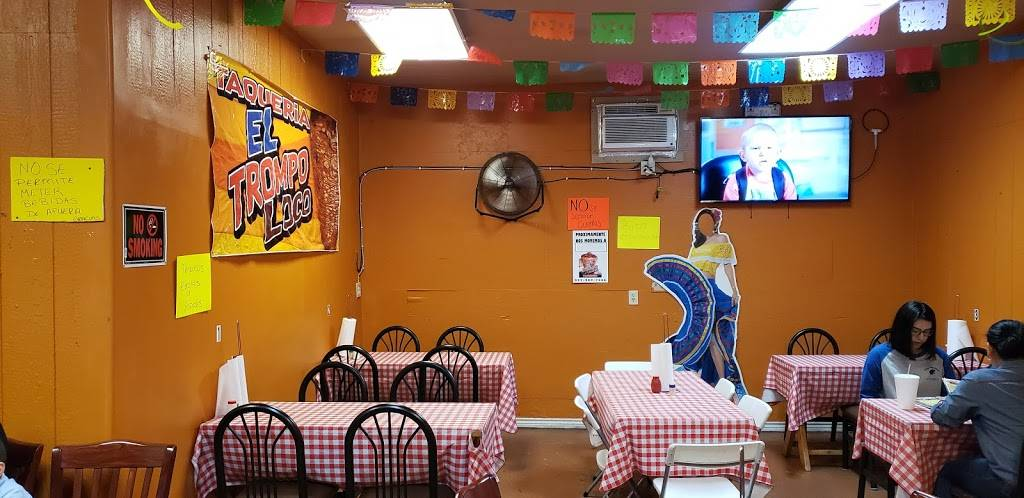 El Trompo Loco #1 | restaurant | 10855 Aldine Westfield Rd, Houston, TX 77093, USA | 8329897286 OR +1 832-989-7286