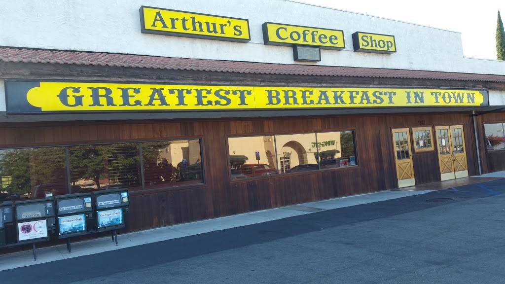 Arthurs Coffee Shop | cafe | 1281 E La Habra Blvd #10, La Habra, CA 90631, USA | 5626917793 OR +1 562-691-7793