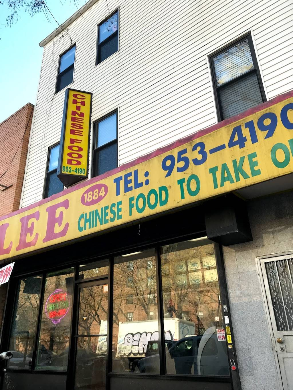 Lee chinese food   restaurant   3328 Fulton St, Brooklyn, NY 11208, USA   7182775064 OR +1 718-277-5064