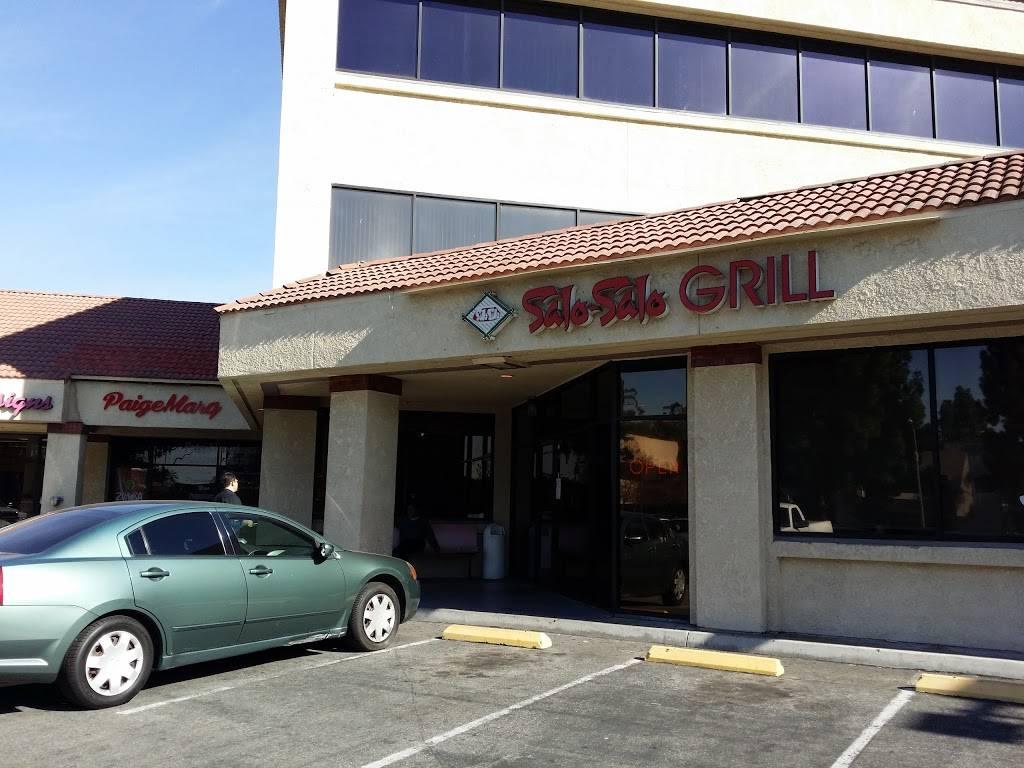 Salo-Salo Grill | restaurant | 18300 Gridley Rd, Artesia, CA 90701, USA | 5628096277 OR +1 562-809-6277