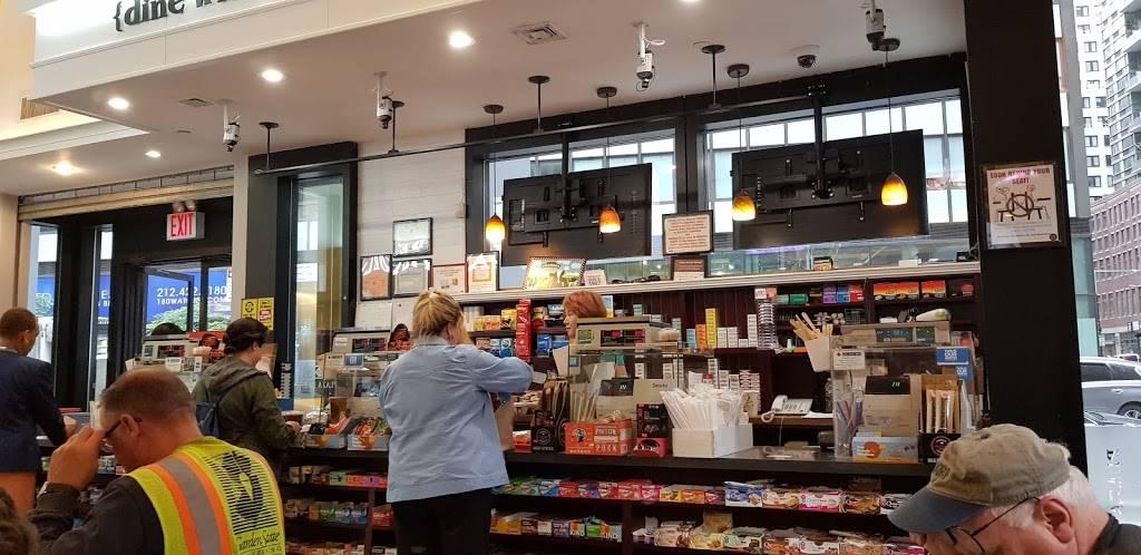 Plaza Deli | cafe | 127 John St, New York, NY 10038, USA | 2129437735 OR +1 212-943-7735