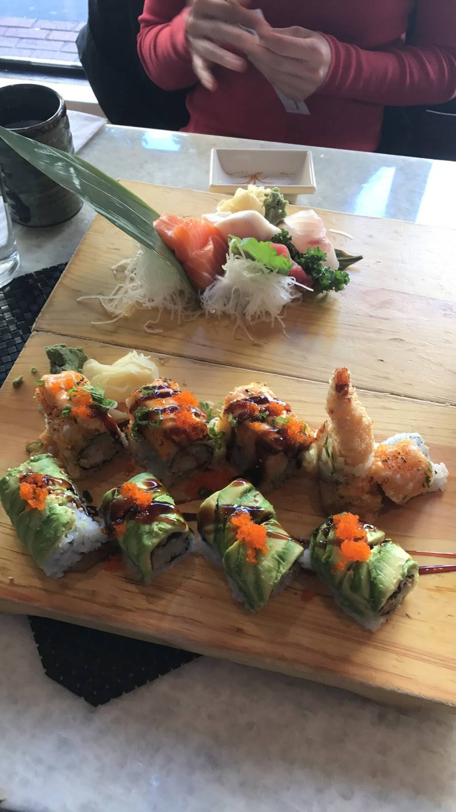 Bamboo Sushi | restaurant | 5602, 1280 1st Avenue, New York, NY 10065, USA | 2123961919 OR +1 212-396-1919