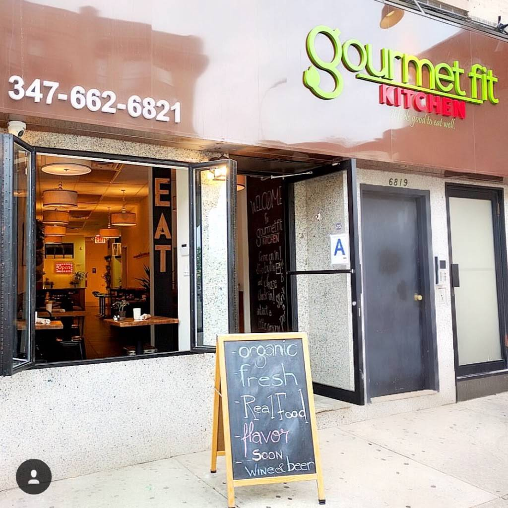 Gourmet Kitchen | restaurant | 6819 3rd Ave, Brooklyn, NY 11220, USA | 3476626821 OR +1 347-662-6821