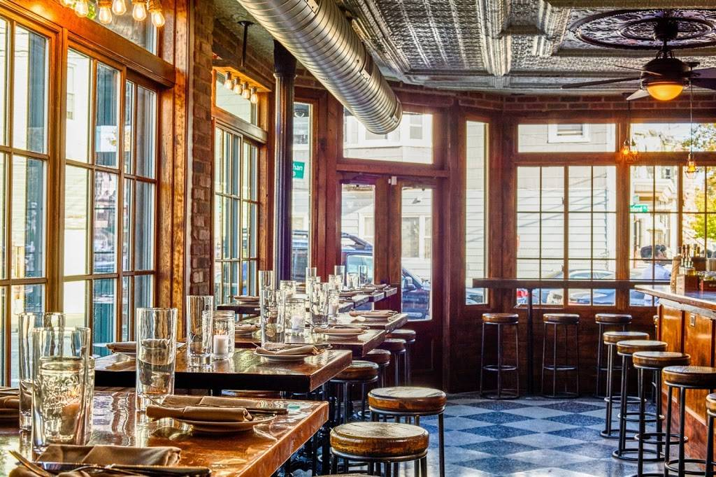 The Hutton Bar & Grill | restaurant | 225 Hutton St, Jersey City, NJ 07307, USA | 2013569169 OR +1 201-356-9169