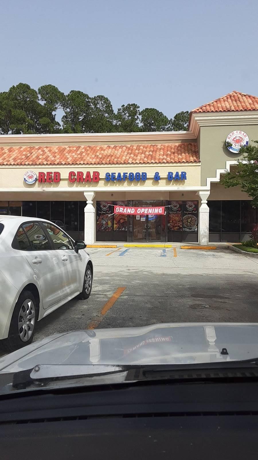 Red Crab - Juicy Seafood | restaurant | 10111 San Jose Blvd Ste.16, Jacksonville, FL 32257, USA | 9045519930 OR +1 904-551-9930