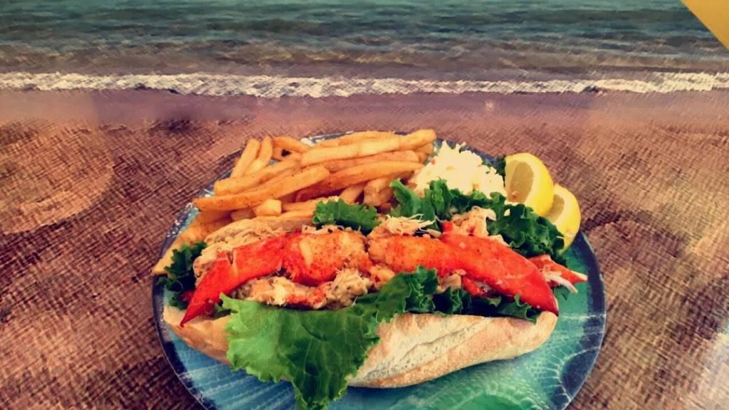Buster Krabs Grill & Beach Bar | restaurant | 265 Great Island Rd, Narragansett, RI 02882, USA | 4012840218 OR +1 401-284-0218