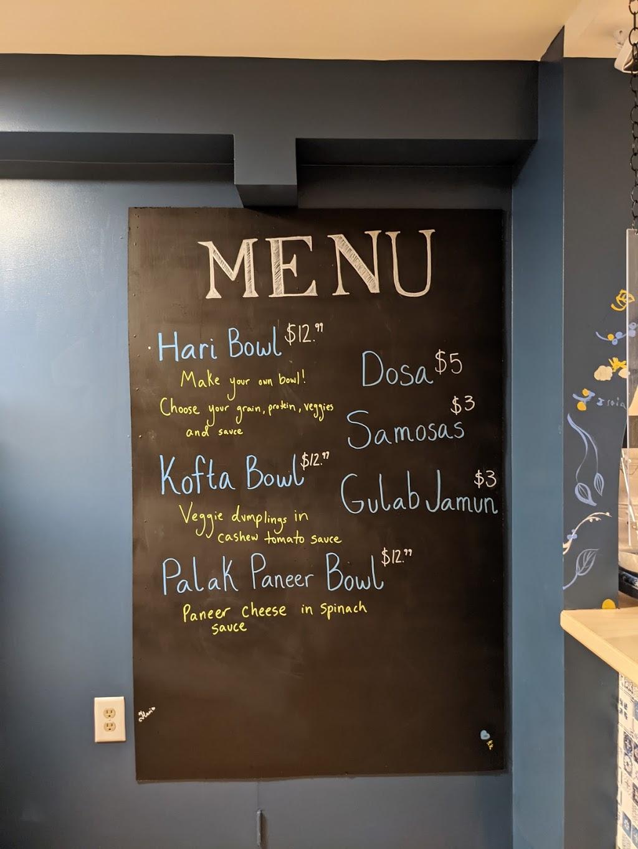 Krishna Kitchen   restaurant   5 Church St, New Paltz, NY 12561, USA