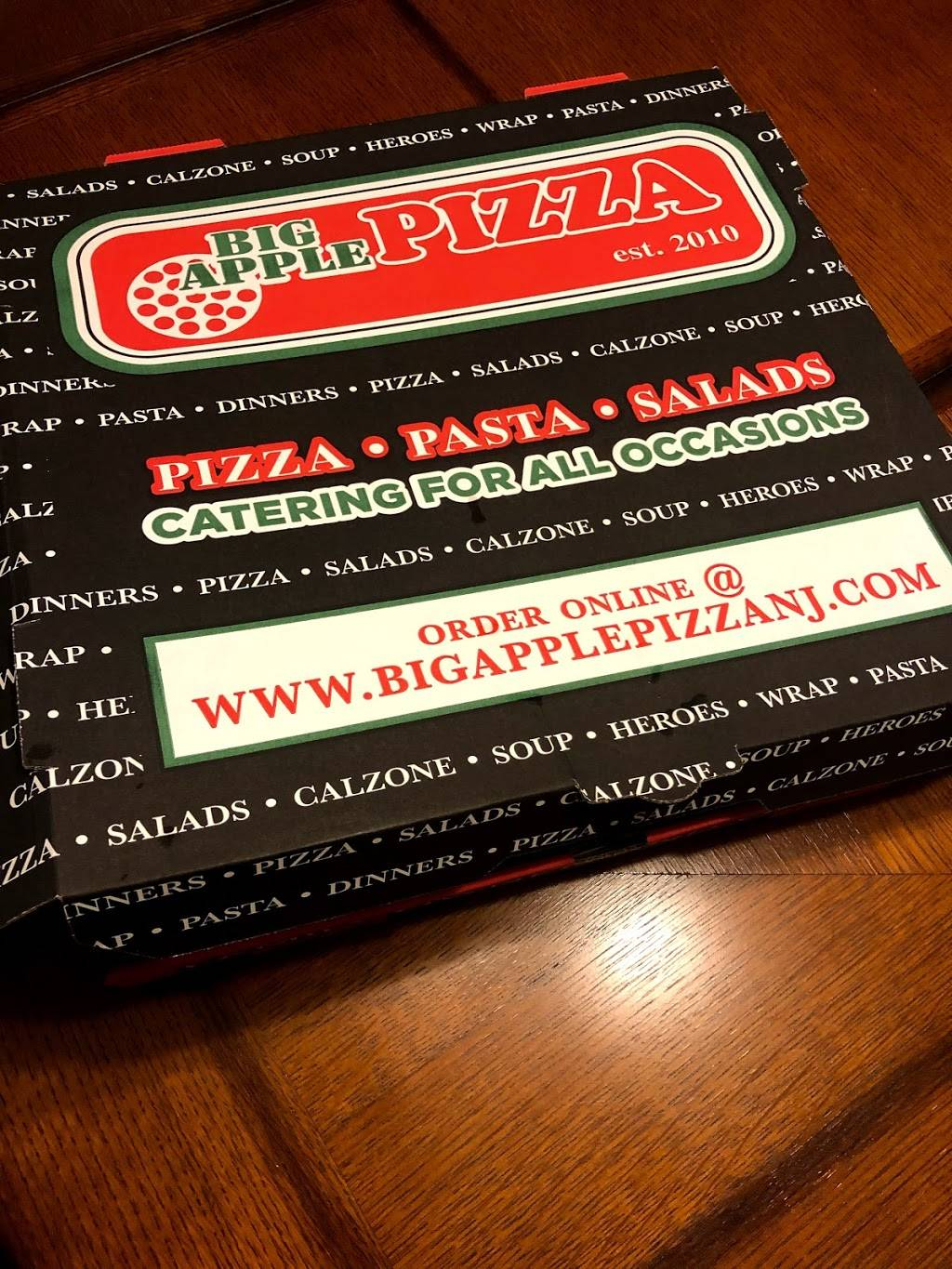 Big Apple Pizza | meal delivery | 700 Boulevard, Kenilworth, NJ 07033, USA | 9082451666 OR +1 908-245-1666