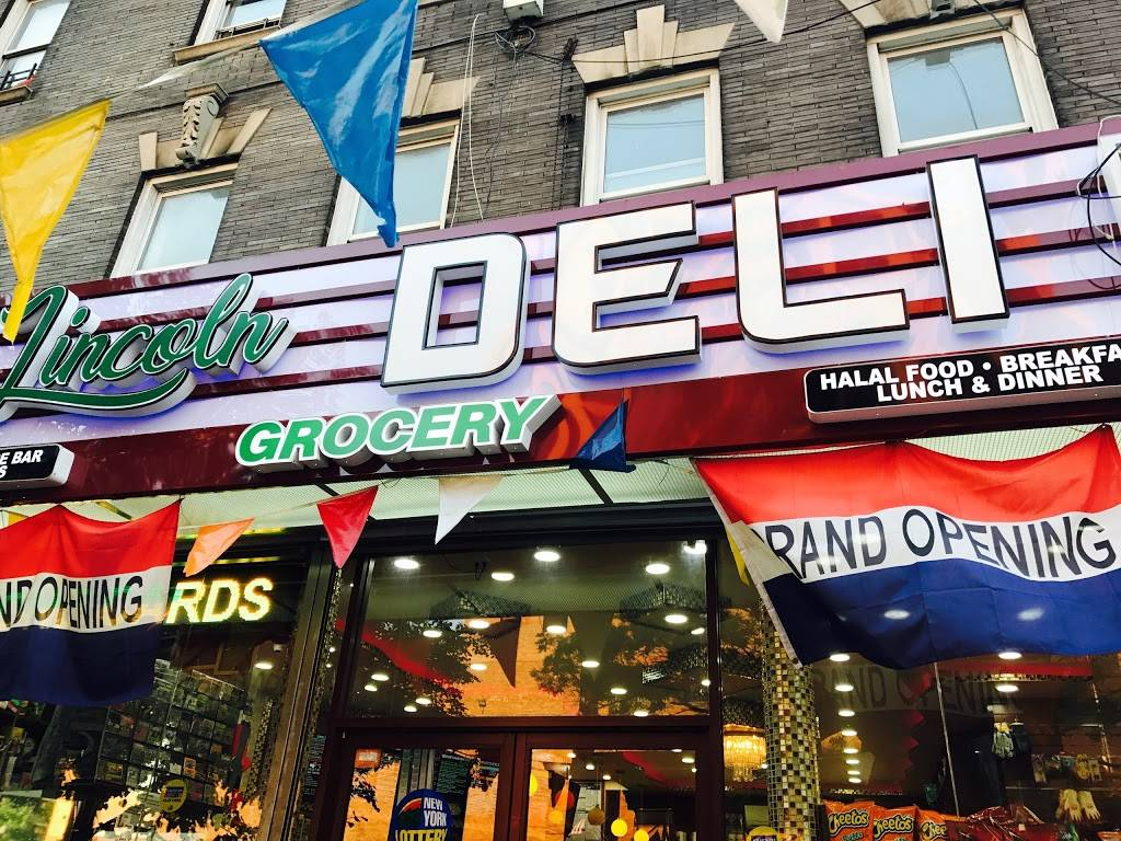 Lincoln DELI | restaurant | 522 Morris Ave, Bronx, NY 10451, USA | 7186655572 OR +1 718-665-5572
