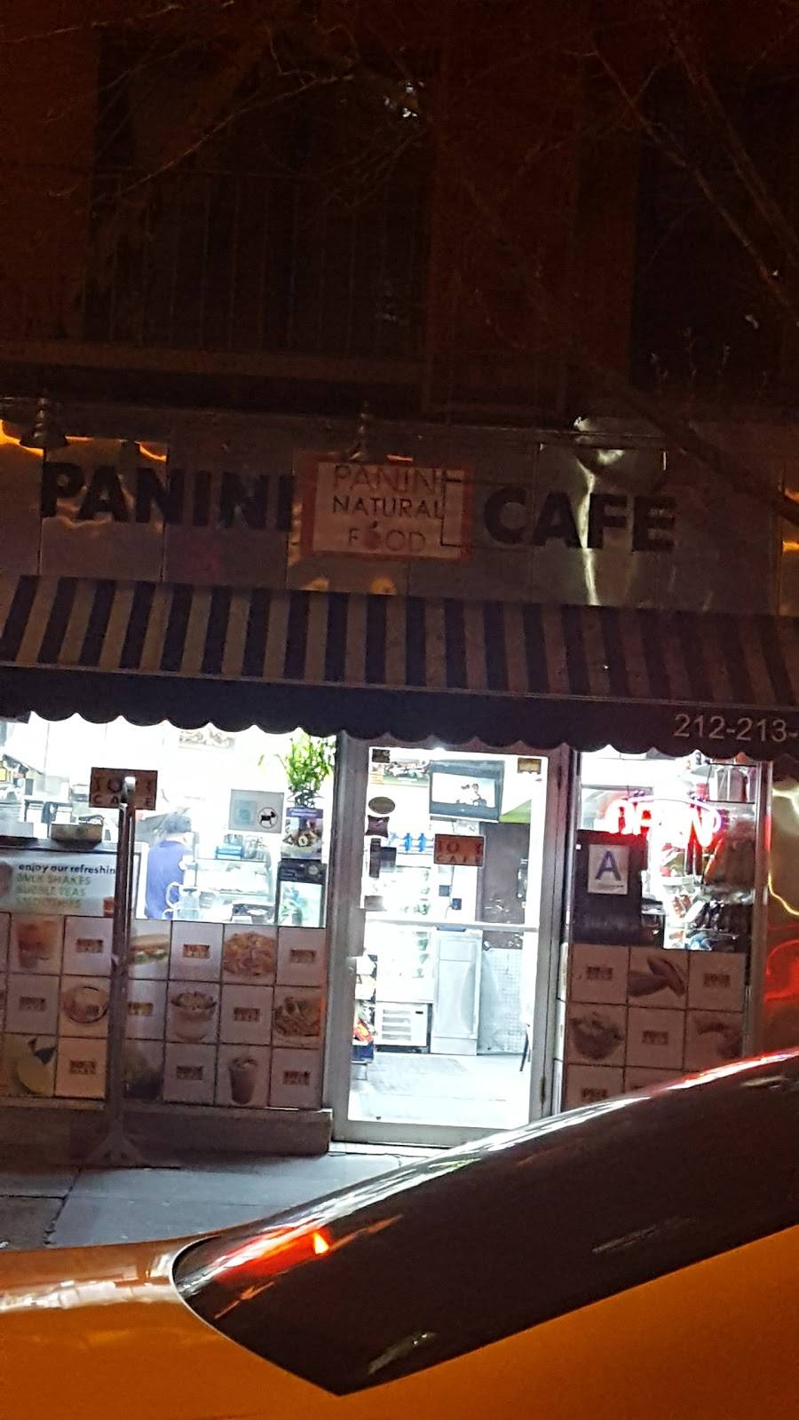 Panini Tozt | meal delivery | 589 1st Avenue, New York, NY 10016, USA | 2122139199 OR +1 212-213-9199