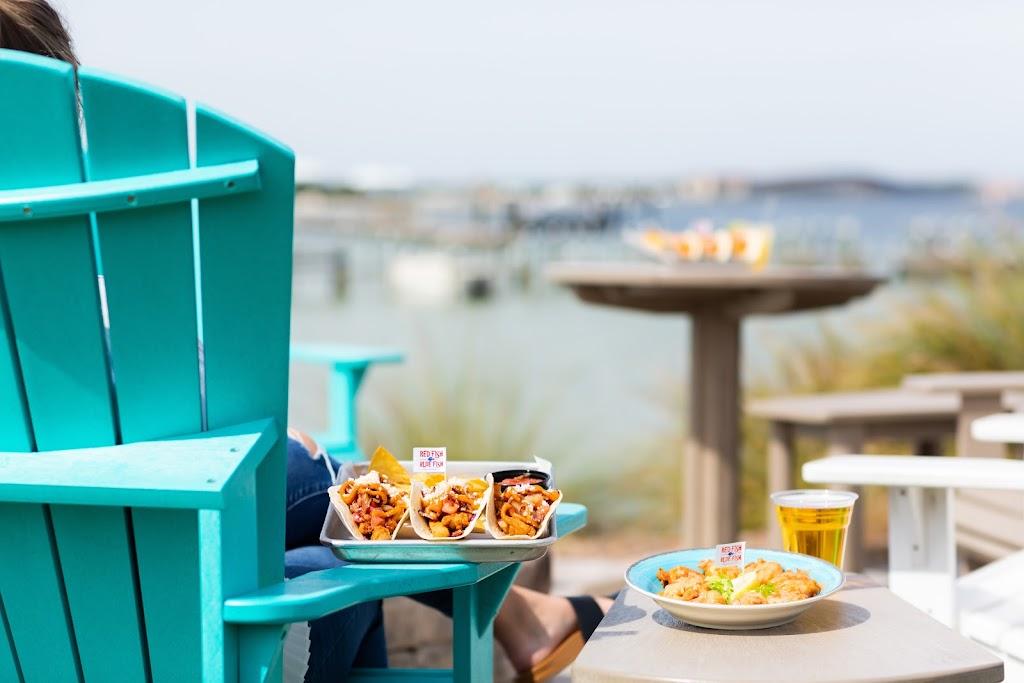 Red Fish Blue Fish Pensacola Beach | restaurant | 5 Via De Luna Dr #B, Pensacola Beach, FL 32561, USA | 8506778899 OR +1 850-677-8899