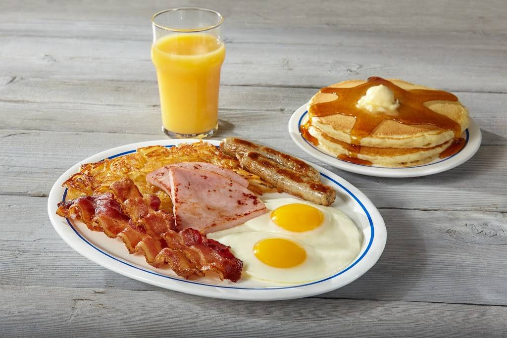 IHOP | bakery | 5518 George Washington Memorial Hwy, Yorktown, VA 23692, USA | 7573694937 OR +1 757-369-4937