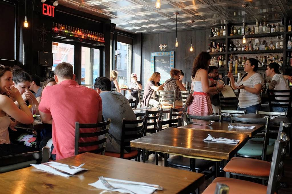 El Camion Cantina | restaurant | 194 Avenue A, New York, NY 10009, USA | 2125335436 OR +1 212-533-5436