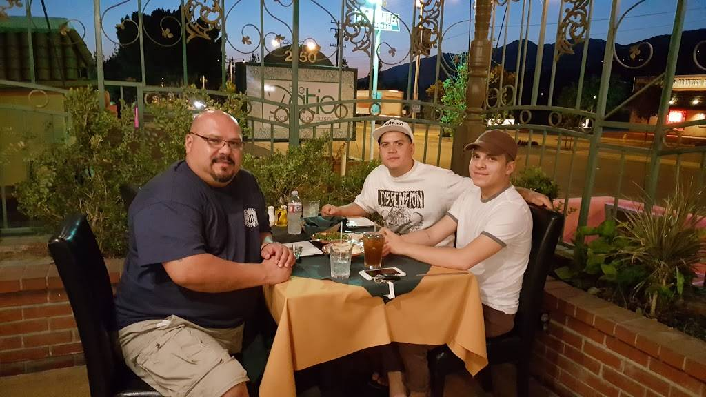 The Patio Mediterranean Cuisine | restaurant | 2150 Huntington Dr, Duarte, CA 91010, USA | 6265316884 OR +1 626-531-6884