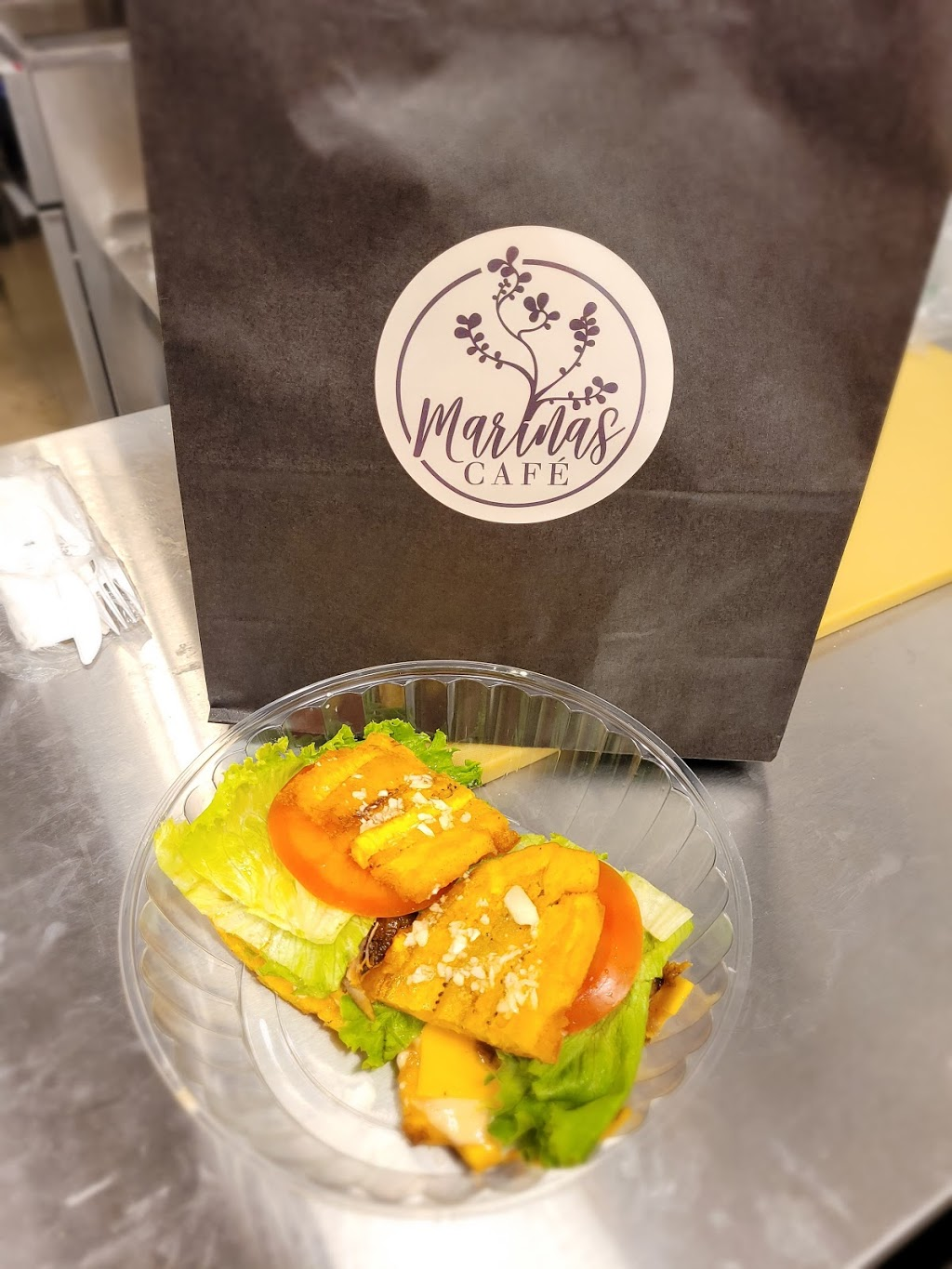 Marinas Cafe   meal delivery   3517 N Spaulding Ave, Chicago, IL 60618, USA