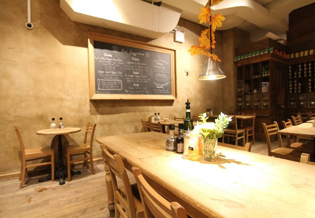 Le Pain Quotidien | restaurant | 922 7th Ave, New York, NY 10019, USA | 2127570775 OR +1 212-757-0775
